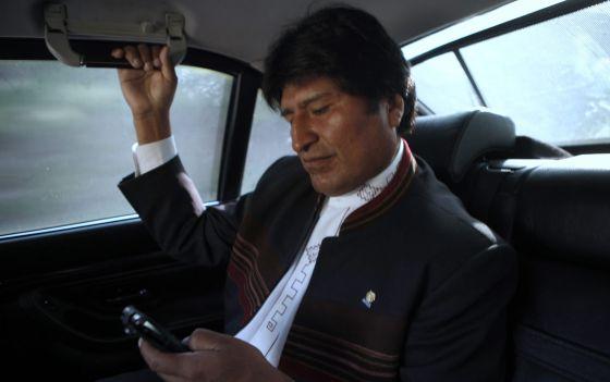 Evo Morales, en una imagen de 2009.