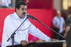 En la imagen, el presidente de Venezuela, Nicolás Maduro. EFEArchivo