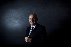 Jesús Olmos, del fondo de inversión KKR, en Madrid.