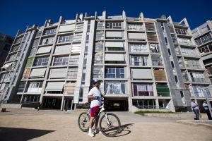 Viviendas sociales del ayuntamiento de Madrid vendidas a Blackstone.
