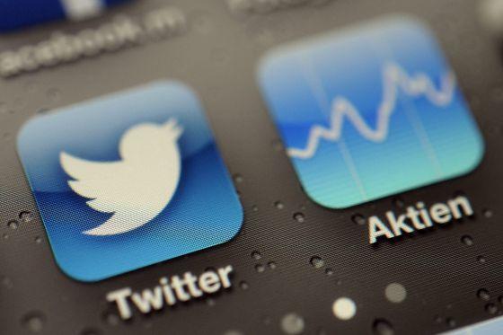 UNa imagen de la aplicación de Twitter.