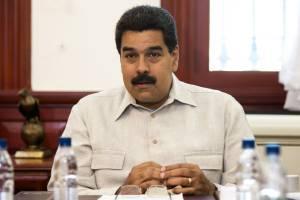 El presidente venezolano, Nicolás Maduro. EFEArchivo