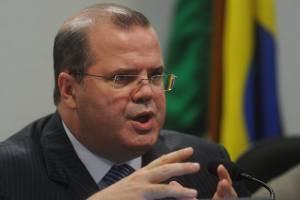 El presidente del Banco Central de Brasil, Alexandre Tombini. EFEArchivo