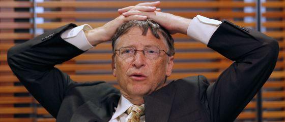 El multimillonario estadounidense Bill Gates hace un par de años en Washington.