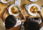 Los comedores escolares de ONG estarán exentos de IVA