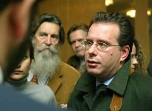 El eurodiputado griego del Partido Popular Europeo Georgios Koumoutsakos. EFEArchivo