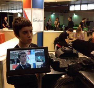 Google ficha a un niño griego de 12 años para su equipo de programadores