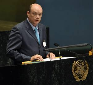 El ministro de Comercio Exterior e Inversión Extranjera de Cuba, Rodrigo Malmierca Díaz. EFEArchivo