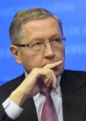 Klaus Regling, director del Mecanismo Europeo de Estabilidad