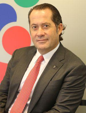 El venezolano Juan Carlos Escotet, presidente de Banesco