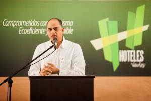 El ministro de turismo venezolano, Andrés Izarra. EFEArchivo