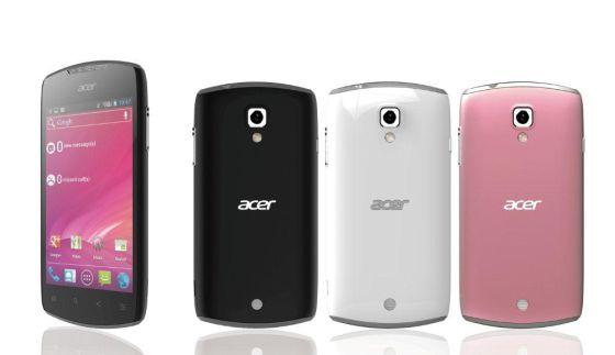 Acer apuesta por 'smartphones' y tabletas para conquistar el mercado ibérico