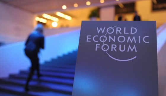 Centro de congresos donde se celebra el Foro Económico Mundial.