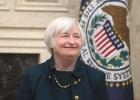 Wall Street recibe con la mayor caída desde junio a la jefa de la Fed