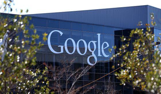 Sede de Google en Mountain View, California.