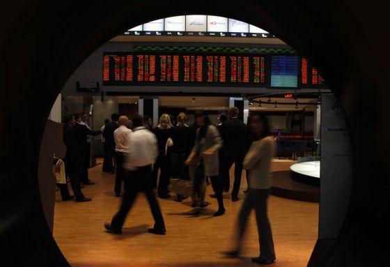 La bolsa de São Paulo también se ha visto afectada por la volatilidad.