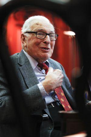 Keneeth Arrow, Nobel de Economía, en Madrid