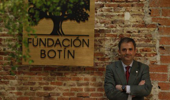 Iñigo Sáenz de Miera, director de la Fundación Botín.