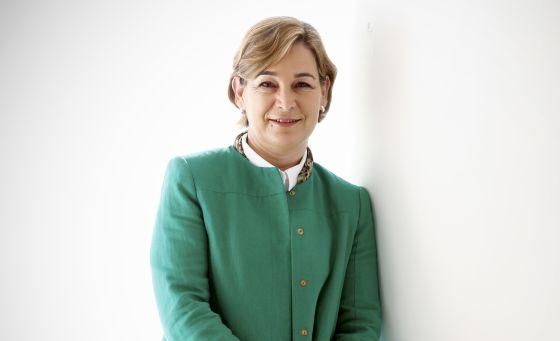 Belén Romana, presidenta de Sareb.