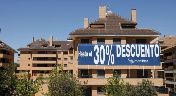 Pisos rebajados a las afueras de Madrid