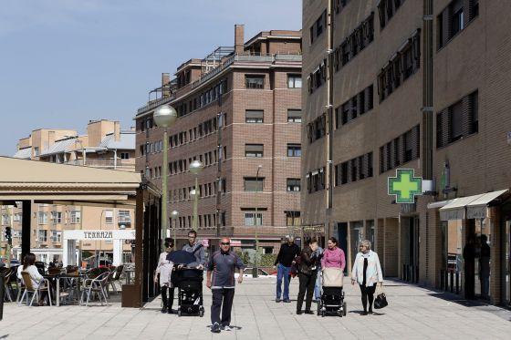 En sanchinarro se han entregado pisos y hay suelo for Pisos sanchinarro