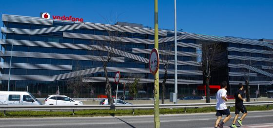 Banco sabadell vende la sede de vodafone en madrid por 117 for Oficinas vodafone madrid