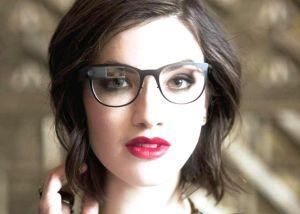 La nueva colección Titanio de Google Glass.