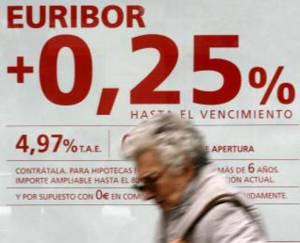 El Banco De Espa A Confirma Que El Eur Bor Subi En Marzo