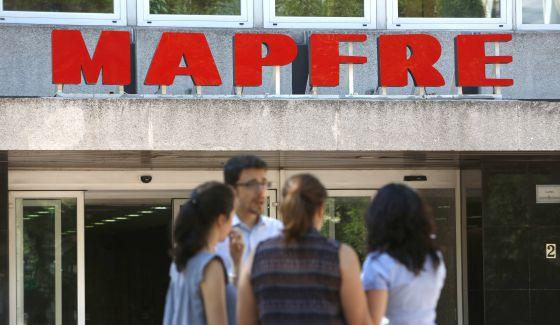 Mapfre reduce beneficio un 17 por la ca da de los for Oficinas mapfre madrid capital