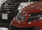 Toyota logra resultados récord con unas ganancias de 12.887 millones