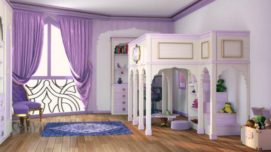 Un cuarto tuneado vivienda el pa s - Dormitorio infantil segunda mano ...