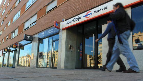 Ibercaja gana 323 millones en el primer semestre tras for Oficinas de ibercaja en madrid