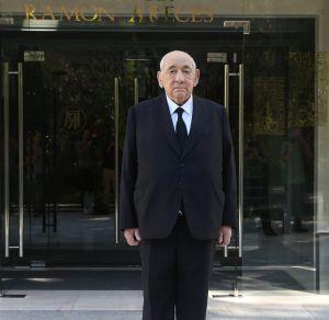 Isidoro Álvarez, presidente de El Corte Inglés.