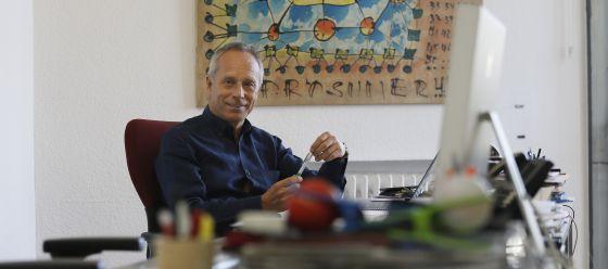 Bernardo Bienz, responsable de la red social para mayores Post55.