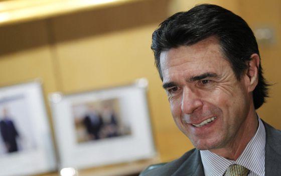 El ministro José Manuel Soria.