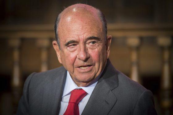 Emilio Botín, en una imagen de archivo.