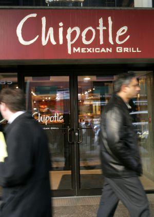 Establecimiento de Chipotle en Brooklyn (Nueva York)