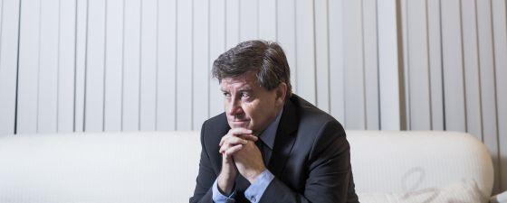 Guy Ryder, director general de la OIT, durante una visita a Madrid.