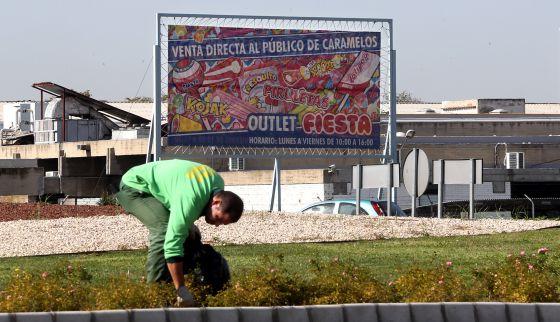 Fábrica de Fiesta en Alcalá de Henares, Madrid.