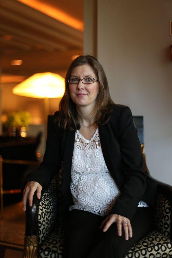 Karen Ward, economista del HSBC.