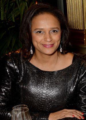 Isabel dos Santos, la hija del presidente de Angola
