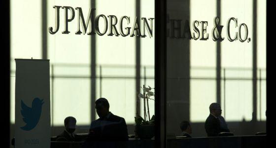Las oficinas de JP Morgan en Nueva York.