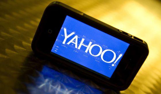 Aplicación móvil de Yahoo!