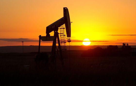 Producción de petróleo en Dakota del Norte