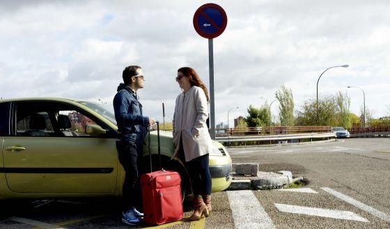 Las aplicaciones para compartir viaje se han popularizado.