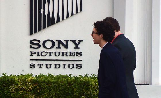Estudios de Sony en Los Ángeles (EE UU).