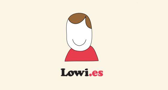 Logo de la nueva marca de telefonía móvil Lowi