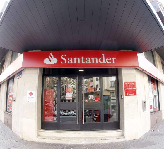 El santander formaliza su inter s por la compra del luso for Banco espirito santo oficinas
