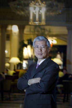 El economista jefe del banco de inversión japonés Nomuera, Richard Koo, en una foto de 2011