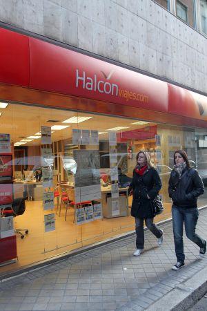 Halc n gana el macrocontrato para los viajes del estado econom a el pa s - Oficinas viajes halcon ...